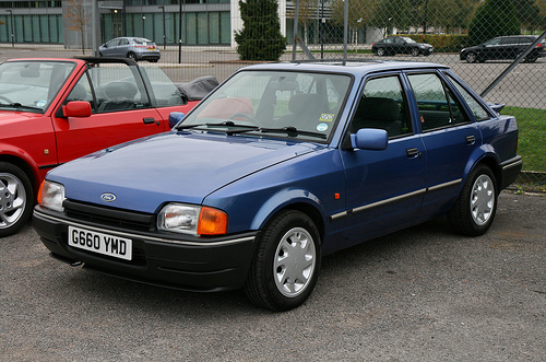 1990 Ford Escort 1.3 Eclipse
