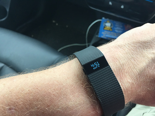 Branding right twice a day #451 #fitbit