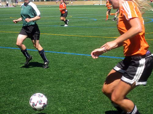 heat soccer