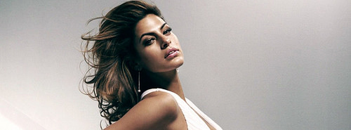 Best HD Eva Mendes 2012 facebook cover