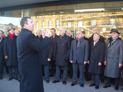 Bournemouth Male Voice Choir