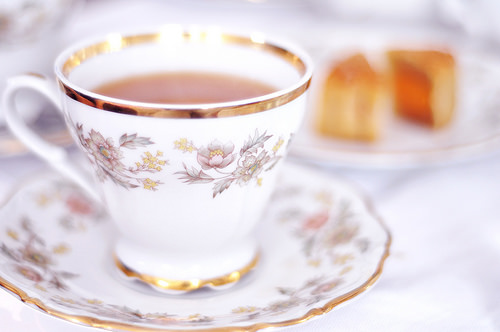 Tea Time with Mooncake Pt. II