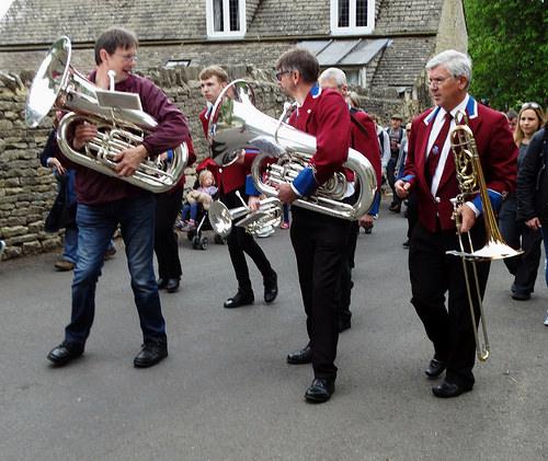 Randwick ... brass band.