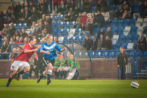FC United of Manchester Ladies v City of Manchester Ladies