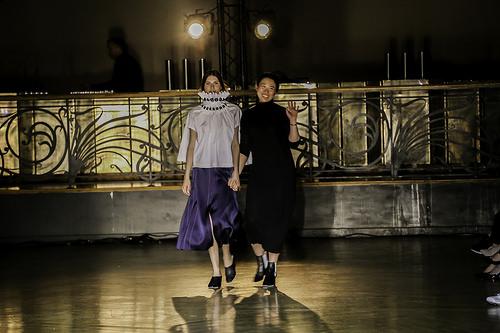 Parsons Paris Fashion Show 2017-237