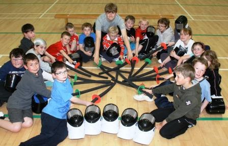 Fencing for Children with Dyspraxia group