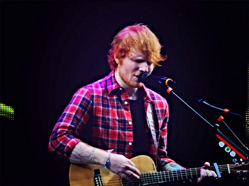Ed Sheeran, V Festival 2014, Chelmsford