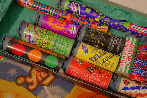 Epic Fireworks - Standard Fireworks Selection Box