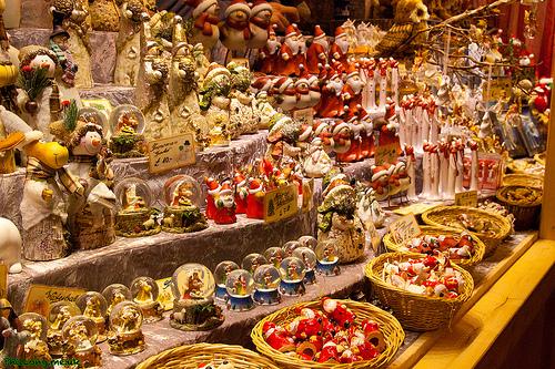 Manchester Christmas Markets - 2010