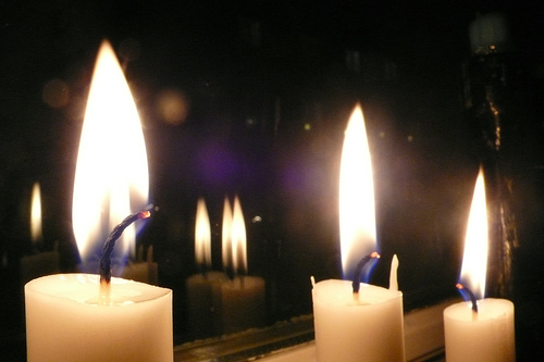 Candles (3 of 4)