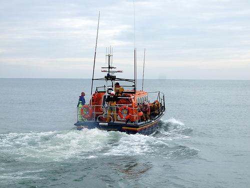 Aldeburgh lifeboat