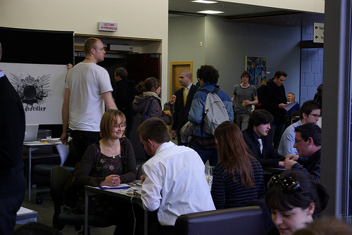 Dunedin IT Internship Speed Dating 2010