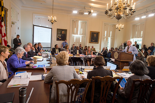 Board of Public Works Meeting