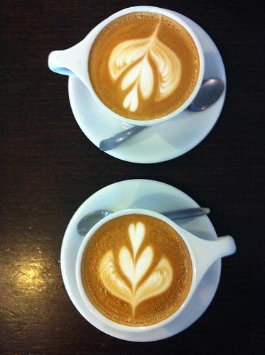 Jan 26: Coffees