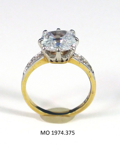 Eleanor Roosevelt's Engagement Ring