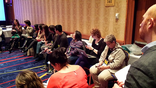 #14NTC Community Organizers discussion